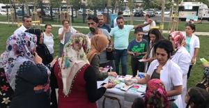 'Sağlıklı Yaşam Aracı' Diyarbakır'da halkla buluştu