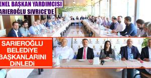 Sarıeroğlu: AK Parti, Türkiye için önemli bir liman
