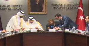 Türkiye ile Katar Ticaret Anlaşması İmzaladı