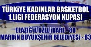 Türkiye Kadınlar Basketbol 1.Ligi Federasyon Kupası