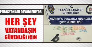 Yapılan operasyonda 1 kişi tutuklandı…