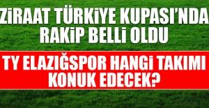 Ziraat Türkiye Kupası'nda Rakip Belli Oldu!