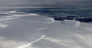 Antarktika'daki Buzullardan Gelen Korkunç Sesler