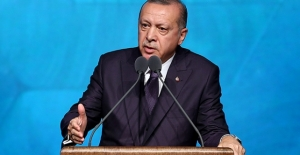 Cumhurbaşkanı Erdoğan'dan Danıştay'a 'İzmir Limanı' Tepkisi