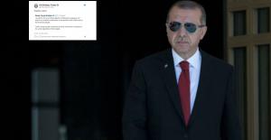 Erdoğan'ın Sinagog Saldırısı Mesajına ABD Büyükelçiliği'nden Türkçe Cevap