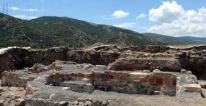 Komana Pontika Antik Kenti'nde Helenistik dönem izlerine rastlandı