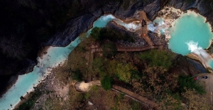 Kuzalan Tabiat Parkı'nda Sonbahar Güzelliği Yaşanıyor