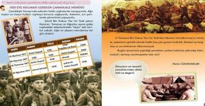 MEB, Irak ve Çanakkale Cephelerini Karıştırarak Türkçe Ders Kitabına Koydu