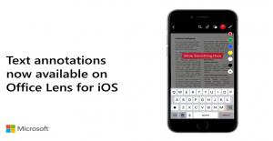 Microsoft, Android ve iOS İçin Office Lens'e Yeni Özellikler Ekledi