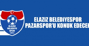TFF 3.Lig: Elaziz Belediyespor-Pazarspor'u Konuk Edecek