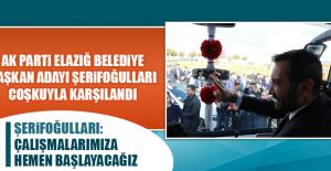 AK Parti Elazığ Belediye Başkan...