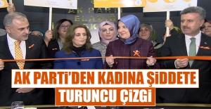 AK Parti'den Kadına Şiddete Turuncu Çizgi