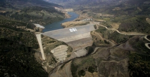 Aktaş Barajı'ndan sulama gelecek yaz başlayacak