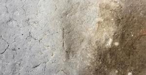 Aktopraklık Höyüğü'nde 7 bin 500 yıllık ayak izleri bulundu