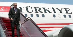 Cumhurbaşkanı Erdoğan'dan 3 ülkeye resmi ziyaret