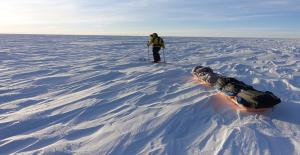 Daha Önce Hiç Başarılamadı: Bir Adam, Antarktika'yı Tek Başına Geçmeye Çalışacak