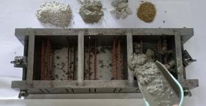"""Depremlerde can ve mal kaybına karşı """"akıllı beton"""" geliştirildi"""