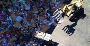 Geri dönüştürülemeyen atık tutarı 1,5 milyar lirayı aşıyor