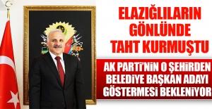 Murat Zorluoğlu Belediye Başkan Adayı Gösterilecek