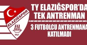 Osmanlıspor Hazırlıkları Tek Antrenmanla Devam Etti