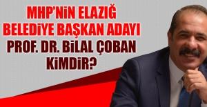 Prof. Dr. Bilal Çoban Kimdir?