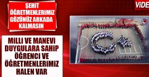 Şehit Önder Pınar Ortaokulu'ndan Anlamlı Proje
