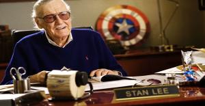 Stan Lee'nin Ölmeden Önce Üzerinde...