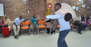 TİKA'nın yetiştirdiği 28 Sudanlı sağlık personeli göreve başladı