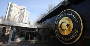 Türkiye'den Irak'taki terör saldırılarına kınama