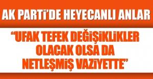 AK Parti Genel Başkan Yardımcısı Adaylarla İlgili Açıklama Yaptı