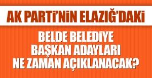 AK Parti'nin Belde Adaylarında Son Durum Ne?