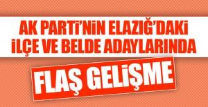 AK Parti'nin İlçe ve Belde Adaylarında Yeni Gelişme