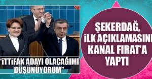 Ali Şekerdağ#039;dan İlk Açıklamalar