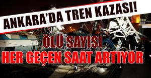 Ankara-Konya Seferini Yapan Yüksek...