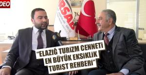 """""""BU BÖLGELERİ ÇOK İYİ TANITMAMIZ GEREKİYOR"""""""