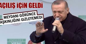 Cumhurbaşkanı Erdoğan, Esenler'de 15 Temmuz Millet Bahçesi Açılışında Konuşuyor