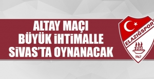 Dost Sivasspor'dan Elazığspor'a Destek…