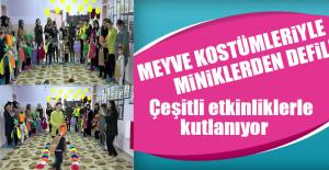 Elazığ Anaokulunda Yerli Malı Haftası Çeşitli Etkinliklerle Kutladı