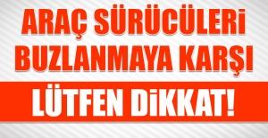 Elazığlılar Lütfen Dikkat!