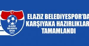 Elaziz Belediyespor İkinci Yarıya Antalya'da Hazırlanacak