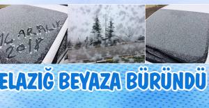 Meteorolojinin Uyardığı Kar Yağışı Başladı