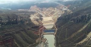 Silvan Barajı'nda iki yıl içinde su tutulacak