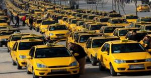 Taksi Plakalarında Görülmemiş Düşüş: Yüzde 30 Eridi