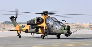TSK'nın Göz Bebeği Atak Helikopteri Filipinler Yolcusu