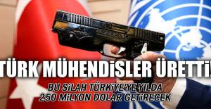 TÜRK MÜHENDİSLER ÜRETTİ!