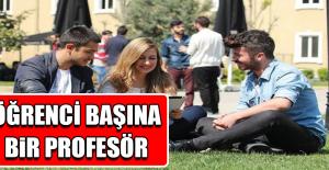Türkiye'deki Bu Fakültede Öğrenci...