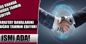 Türkiye'deki Yargıtay Davalarını Doğru Tahmin Eden Yapay Zeka Geliştirildi