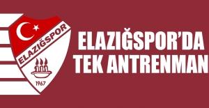 TY Elazığspor'da Altay Maçı İçin Tek Antrenman