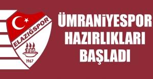 TY Elazığspor'da Ümraniyespor Hazırlıkları Başladı