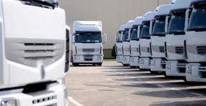 Çekici ihracatında yüzde 108'lik artışla tarihi rekor